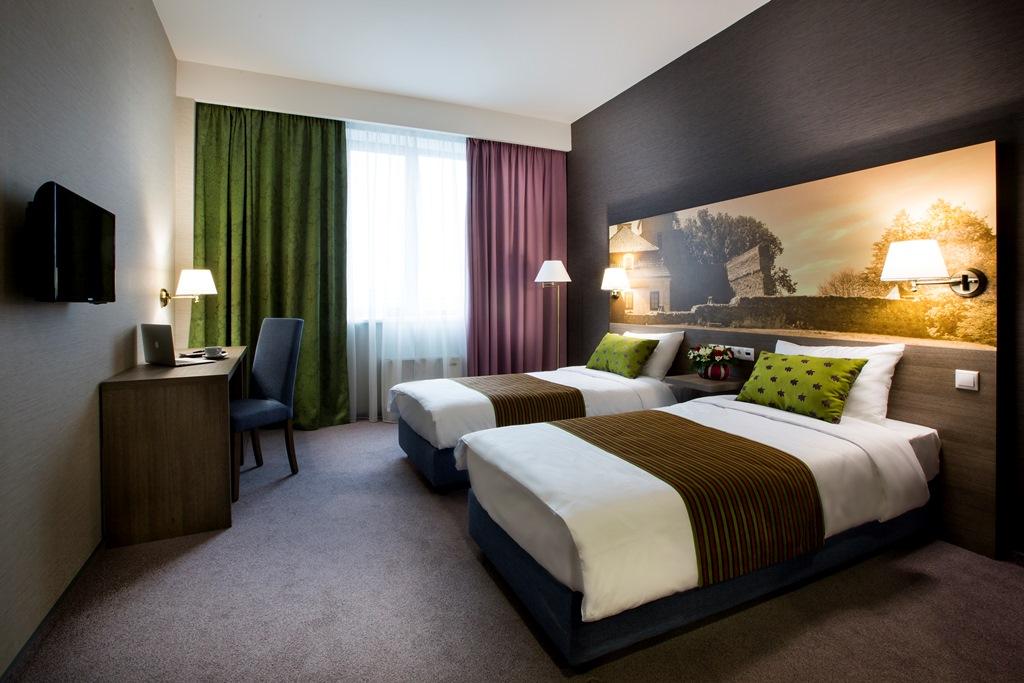 Стандарт  в гостинице Рига-Лэнд