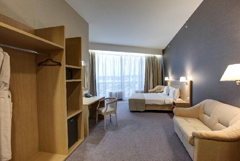 Вместительный комфорт в гостинице Рига-Лэнд